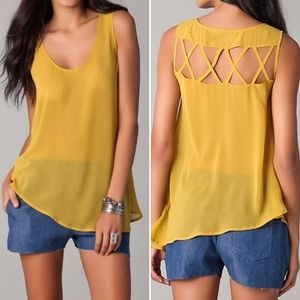 NWT FINDERS KEEPERS Lady Stardust Tank 4